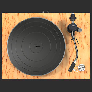 3D turntable