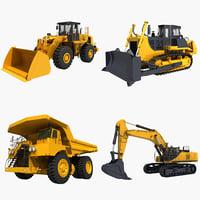3D mining model