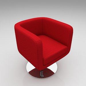 arm chair 3D model