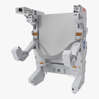 manned maneuvering unit model