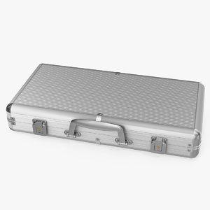 aluminum case 3D
