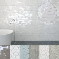 Seamless 3D Ceramic Tiles 2