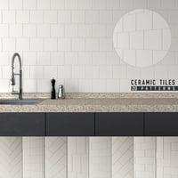 Seamless 3D Ceramic Tiles 7
