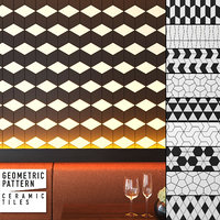 3D seamless ceramic tiles 15