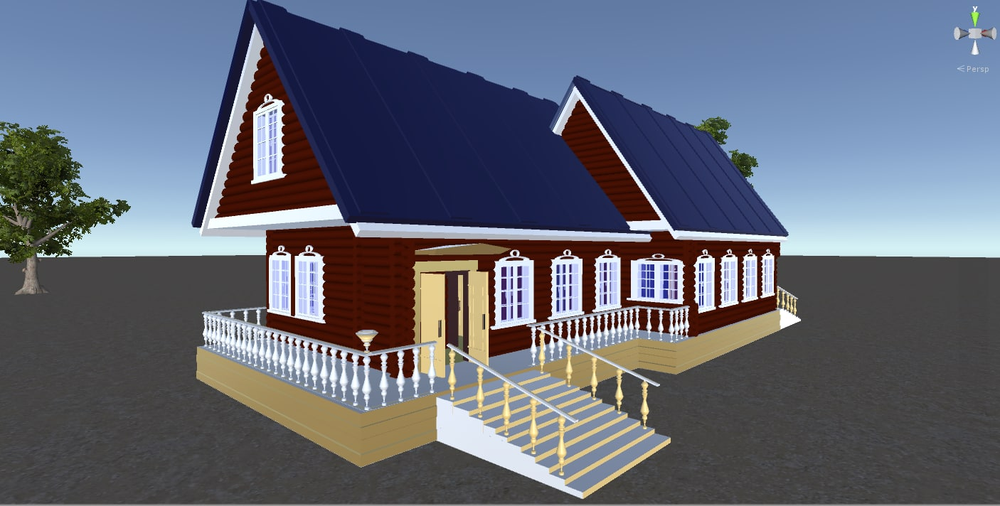 building games 2 3D model