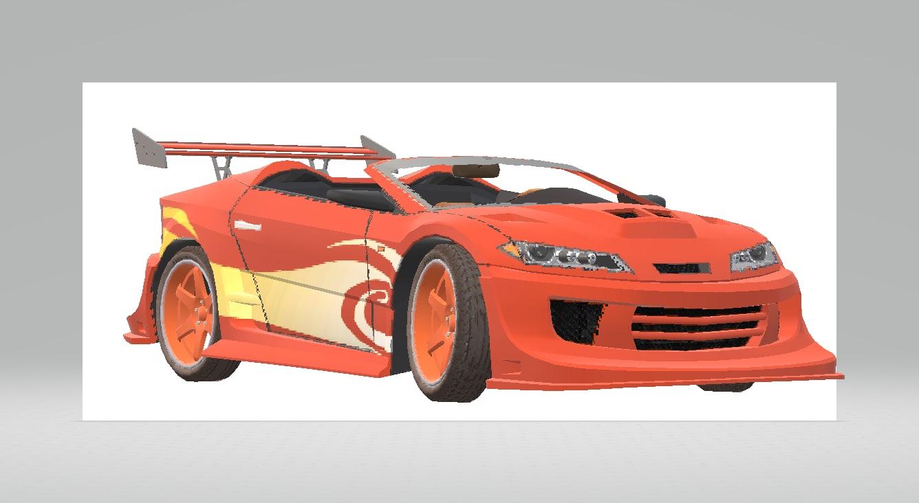 3D shift tuner model