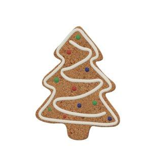 gingerbread cookie tree 3D model