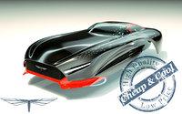 3D hover car