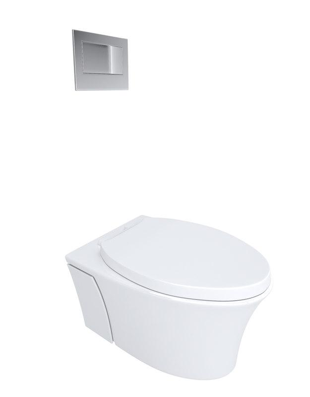kohler toilet 3D model