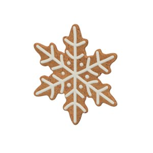 3D gingerbread cookie ginger