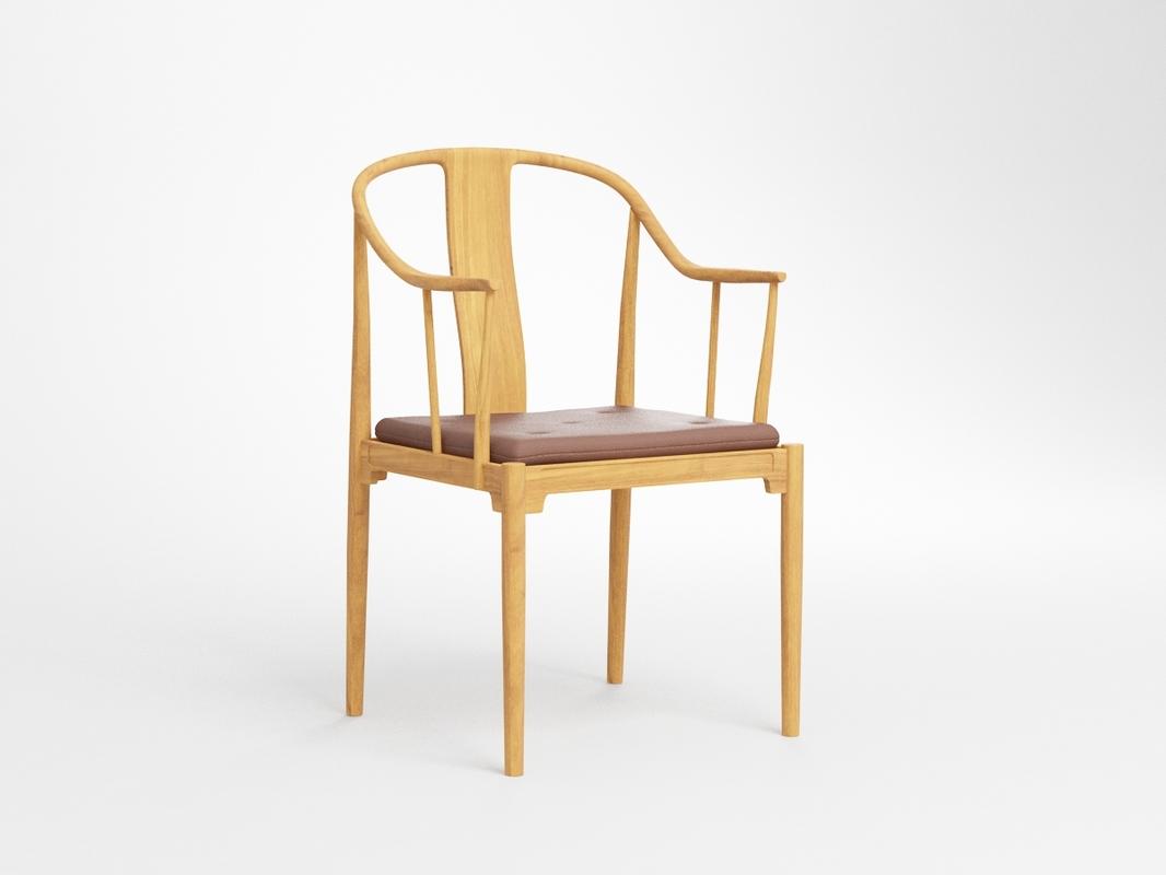 hans wegner chinese chair model