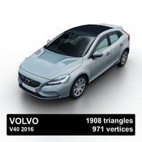 3D model 2016 v40