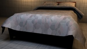 3D trundle bed