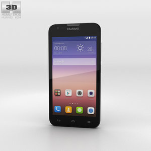 3D huawei ascend y550