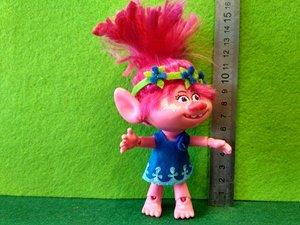 3D troll poppy model