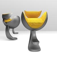 stool 2 3D