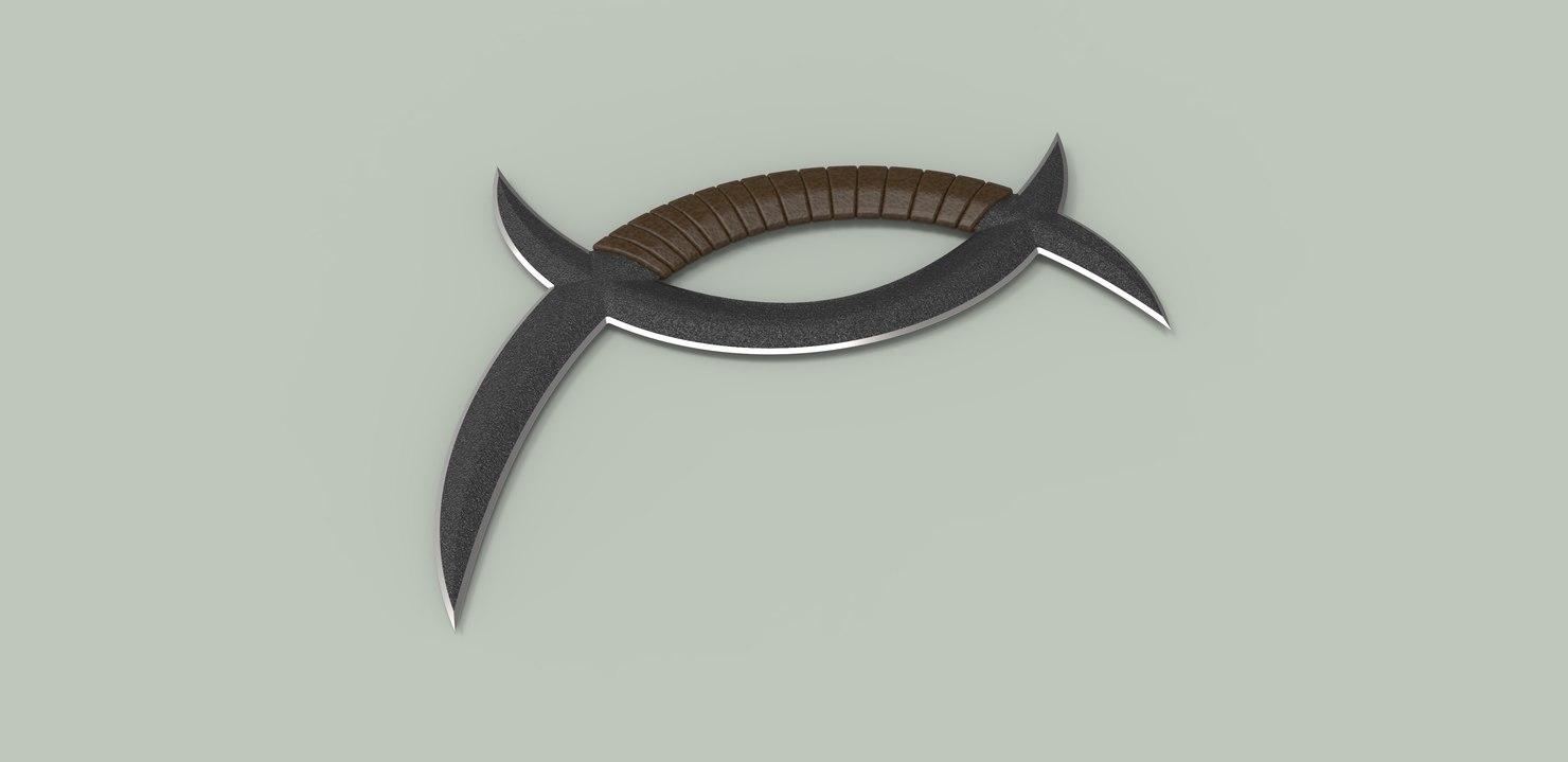 blade model
