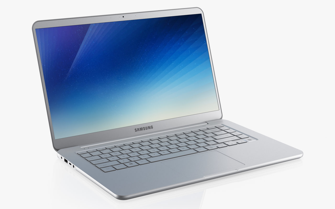 3d Samsung Notebook 9 15 Turbosquid 1236645