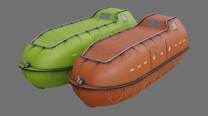 lifeboat 1b 3D