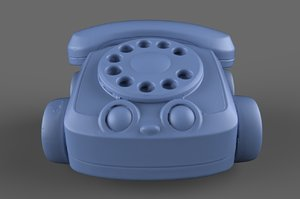 fisher price chatter model