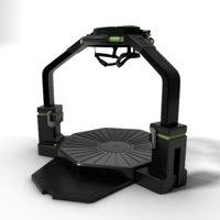 platform vr 3D model