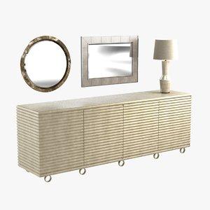 cabinet mirrors lamp alta model