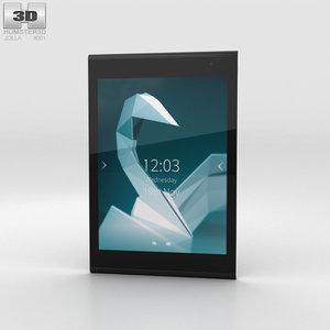 3D jolla tablet model