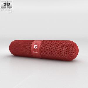 3D beats pill 2