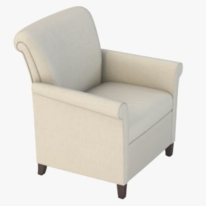 realistic seating model