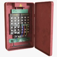 Fuse Electric Box