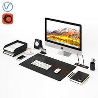 3D desktop office