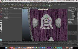 shield undertale 3D model