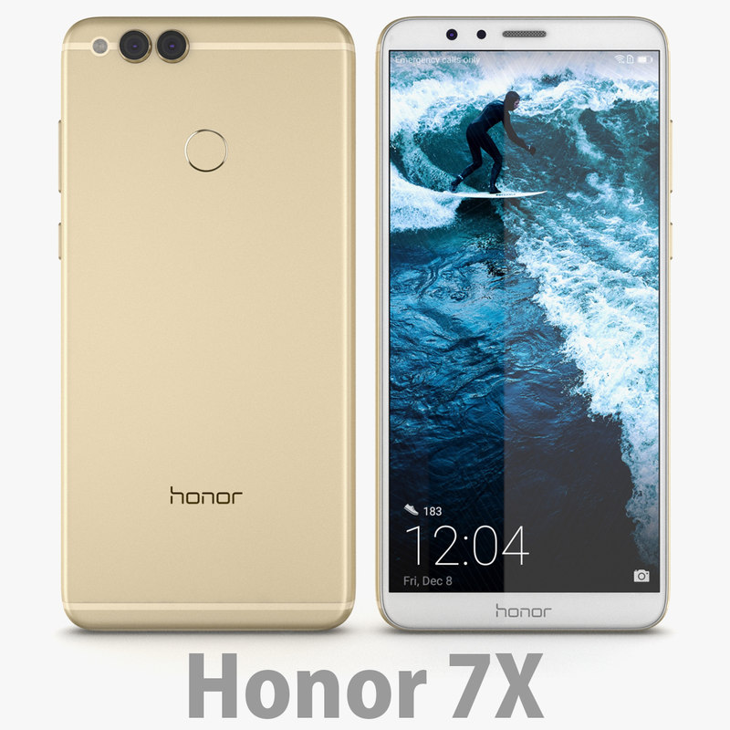 3D huawei 7 honor