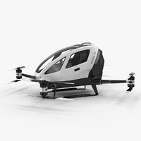Autonomous Aerial Vehicle Ehang 184