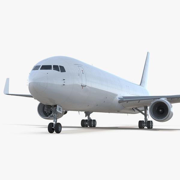 boeing 767-300f generic model