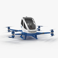3D drone air taxi