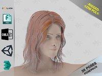 3D naked girl1