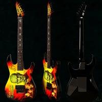 ESP Guitar Kirk Hammett ESP KH-3 Karloff Mummy