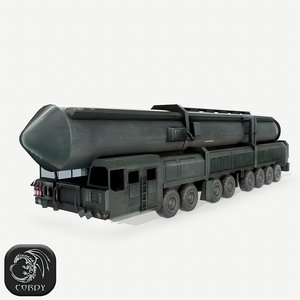 topol-m ready 3D model