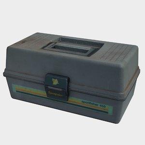 old tackle box model