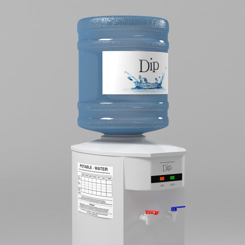 water dispenser model