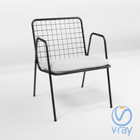 3D string stool model
