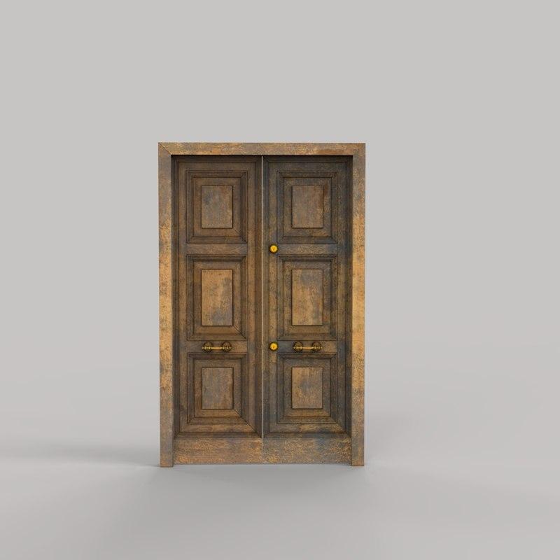 door 5 3D