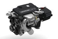 engine car mercedes c 3D model