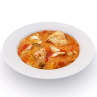 scan fish soup 3D