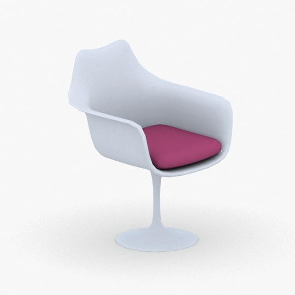 interior - chair stool model