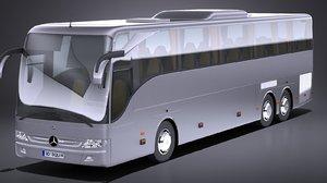 2013 mercedes tourismo 3D model