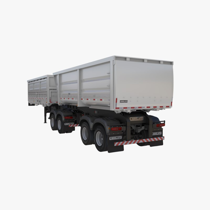 librelato tipper 2017 premium model