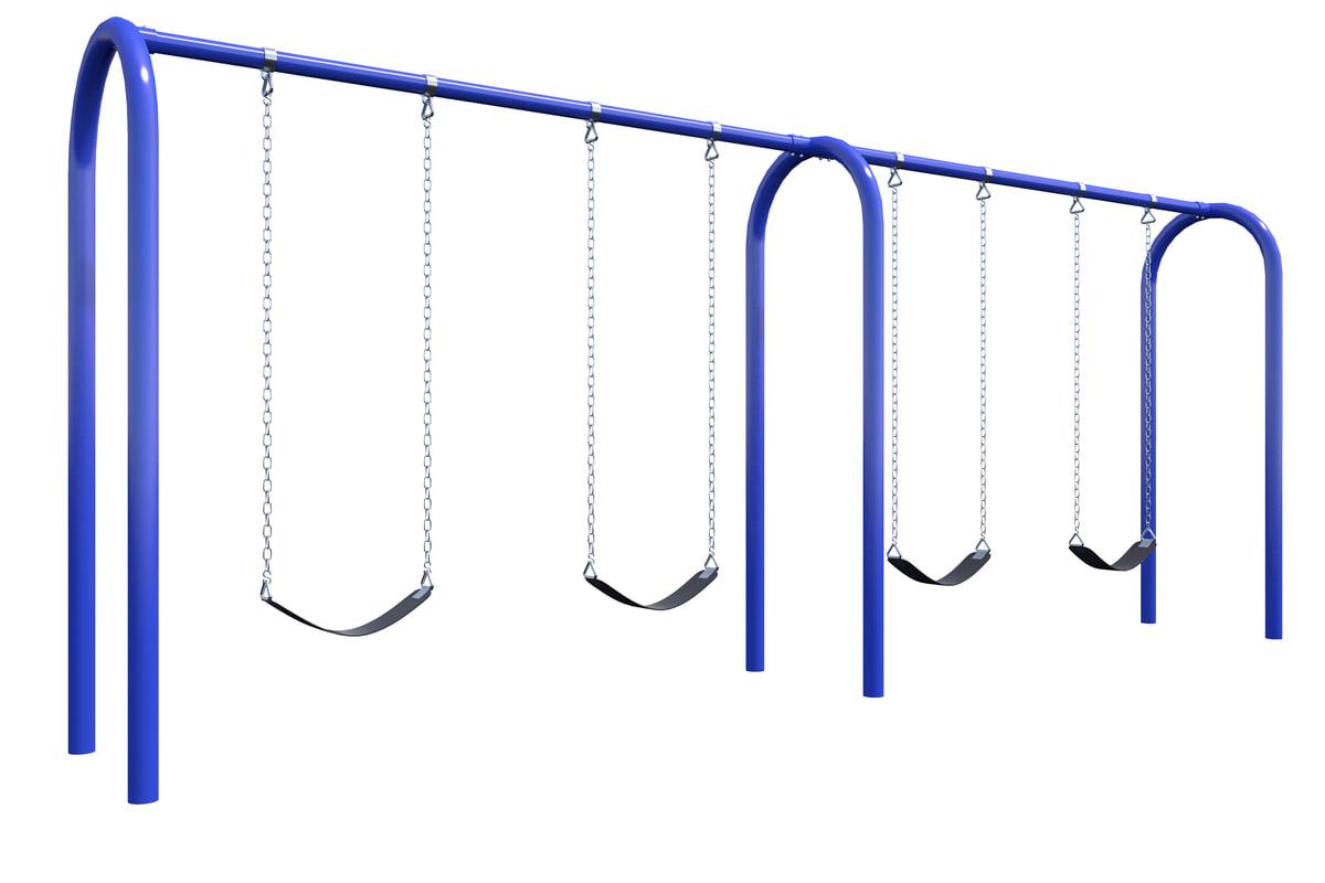 3D swing chain