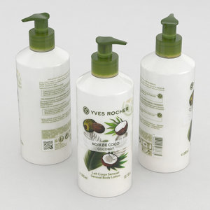 3D yves rocher lotion